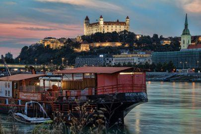 Metropola Slovenska vo svojej plnej kráse