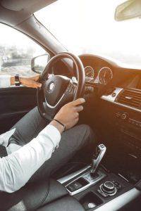 bezpečné šoférovanie